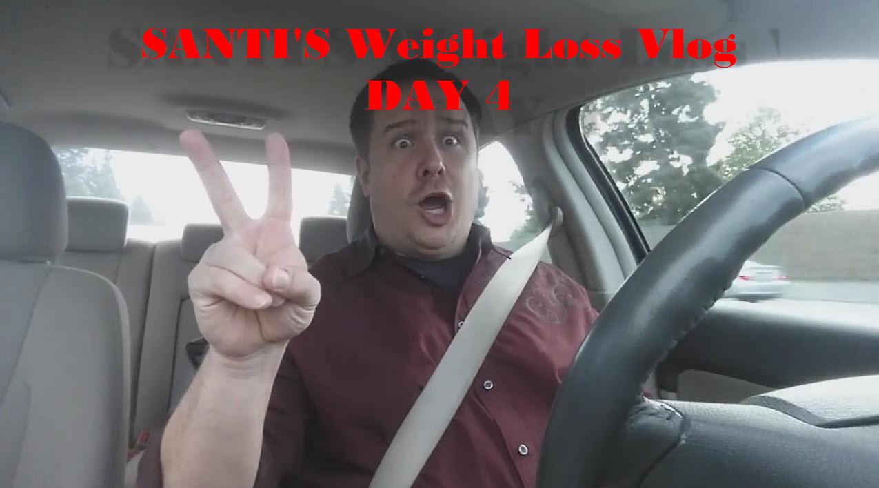 Weight Loss VLog_Day 4